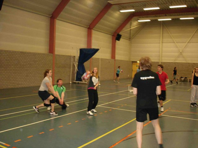 Volleybal toernooi 2013
